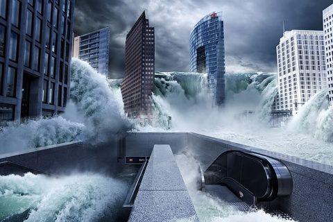 Poemul Zilei: Potopul