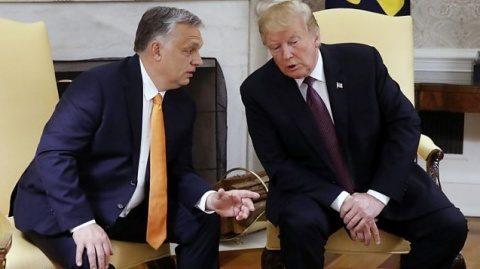 Donald Trump: Viktor Orban a făcut o treabă bună și și-a apărat țara