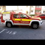 Bărbat căzut de la etajul cinci, în cartierul Mănăștur