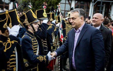 Profesorii maghiari protestează față de programa școlară naționalistă promovaă de Viktor Orban