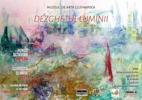 """""""Dezgheţul luminii"""", la Muzeul de Artă Cluj-Napoca"""