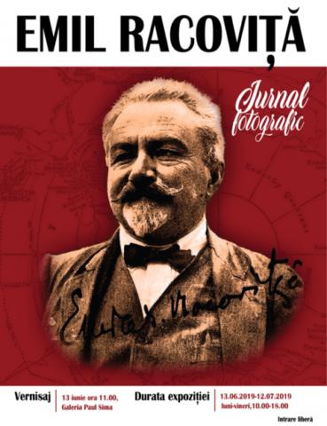 "Expoziția ""Emil Racoviță-Jurnal fotografic"", organizată la UBB"