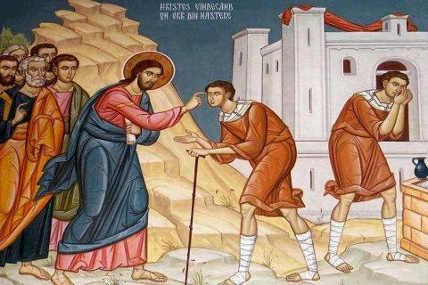 Evanghelia de duminică: Nevăzătorul cu vederea curată