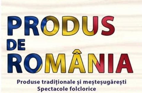 A doua ediție a Târgului Produs de România la Cluj-Napoca
