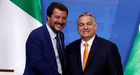 Salvini și Orban au bătut palma. Ungaria a reușit să obțină 300 de metri ieșire la Marea Adriatică