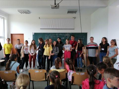 Tabără ATCOR în inima satului românesc