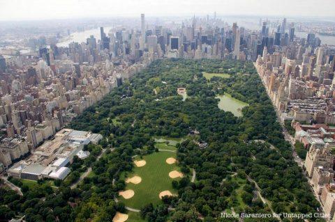 Central Park: Miracolul banalităţii
