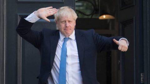 Liderii europeni au reacţionat fericiți după numirea lui Boris Johnson în funcţia de premier al UK