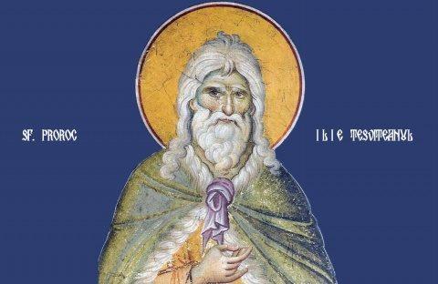 Sărbătoarea Sfântului Proroc Ilie