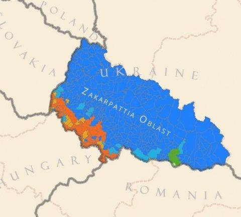 Budapesta dorește să creeze o enclavă maghiară pe teritoriul Ucrainei. Românii persecutați în Transcarpatia