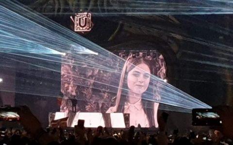 DJ-ul suedez Don Diablo a emoţionat un stadion întreg la Untold. A dedicat una dintre piese Alexandrei