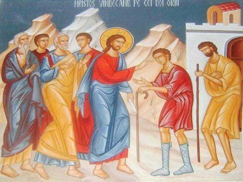 Evanghelia de duminică: Hristos Domnul – Lumina, Vindecarea şi Viața oamenilor