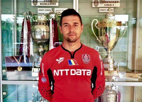 """Cosmin Vâtcă, CFR Cluj: """"Concentrarea este la fel în Liga Campionilor și în Liga 1"""""""