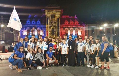 Delegația Arhiepiscopiei Clujului la ITO 2019 Craiova