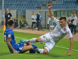 U Cluj a remizat pe teren propriu cu CS Mioveni