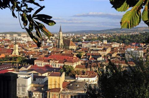 Poemul Zilei: Clujul