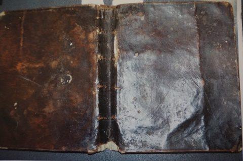Carte de la 1827, clasată în patrimoniul cultural mobil