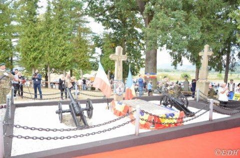 Avram Iancu a fost comemorat duminică la Țebea. Au fost prezenţi peste 5000 de oameni