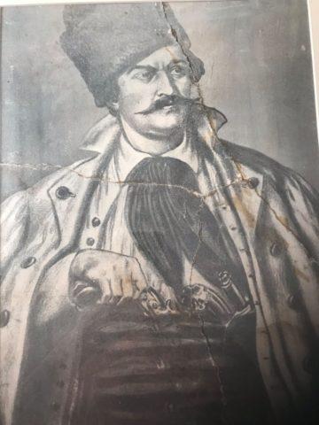 Document. Scrisoare a lui Avram Iancu către prietenul său Ilie Măcelariu din anul 1867