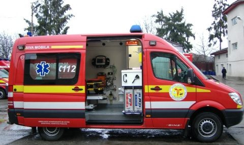 Asociaţia Beard Brothers a donat de Ziua Pompierilor, o ambulanţă SMURD în valoare de 70.000 de euro