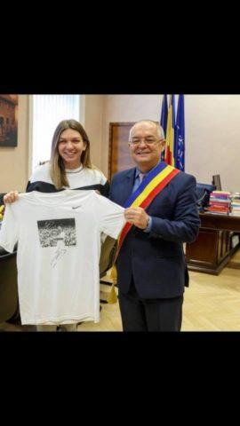 Simona Halep va fi cetățean de onoare al municipiului Cluj-Napoca!