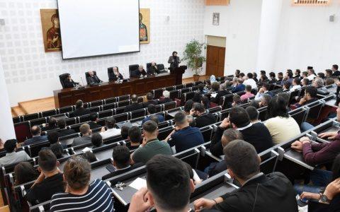 La Facultatea de Teologie Ortodoxă din Cluj-Napoca a ]nceput anul universitar