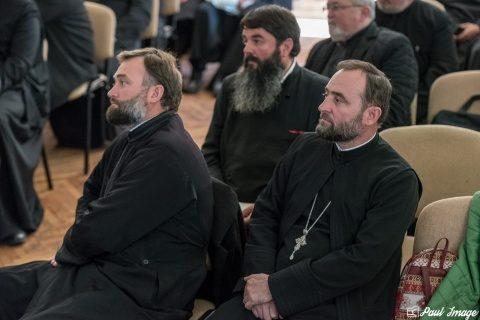 Întâlnire de lucru a preoților clujeni: întărirea misiunii pastorale în municipiul Cluj-Napoca