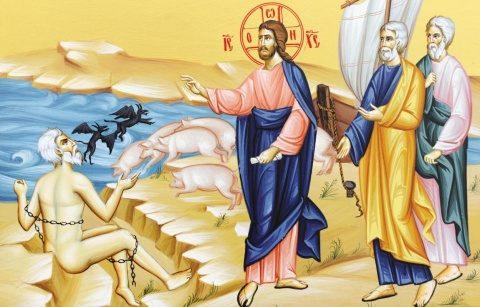 Evanghelia de duminică: Chemați din întunericul morţii la lumina lui Hristos