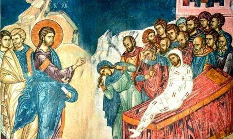 Evanghelia de duminică: Moartea cobora din cetate, iar Viața urca. Și Viața a biruit!