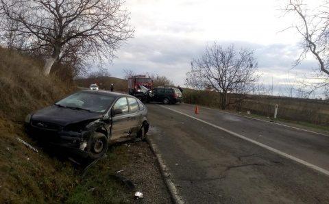 Accident în Mociu