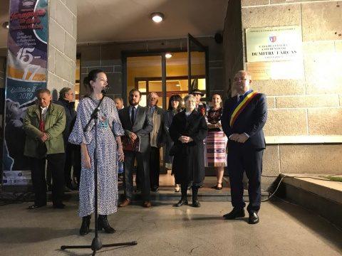 """Casa de Cultură a Studenților Cluj-Napoca se numește de astăzi """"Dumitru Fărcaș"""""""