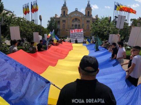 Naționaliștii români nu votează nici Dăncilă, nici Iohannis!