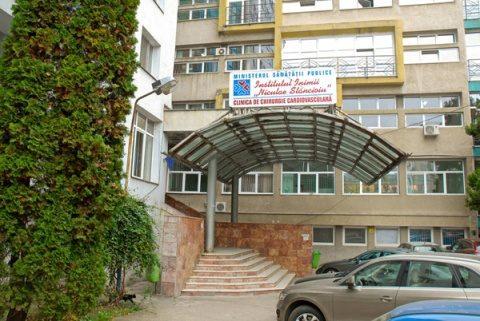 """Institutul Inimii """"Niculae Stăncioiu"""" din Cluj-Napoca va înfiinţa primul registru naţional post-infarct miocardic acut"""