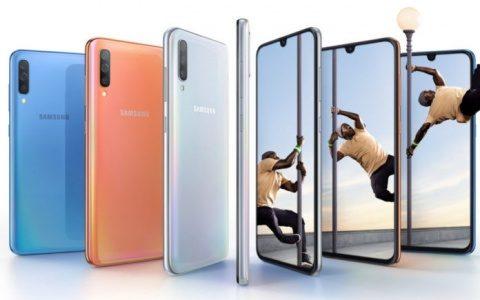 Îți schimbi telefonul? Ce spui de un Samsung Galaxy A70?