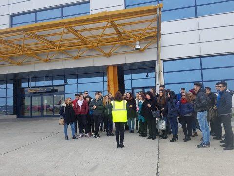 """Încep lucrările de modernizare și dezvoltare a parcării Aeroportului Internațional """"Avram Iancu"""" Cluj"""