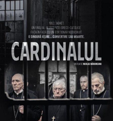 """Filmul """"Cardinalul"""", care este dedicat episcopului Iuliu Hossu, va fi prezentat, sâmbătă, la Cluj-Napoca"""