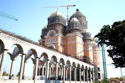 Catedrala Națională în cifre, la 1 an de la sfințire