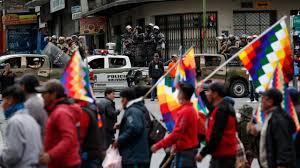 Război civil pe străzile din Bolivia. Evo Morales a fugit în Mexic