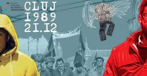 Cluj-Napoca marchează împlinirea a 30 de ani de la Revoluţia din decembrie 1989