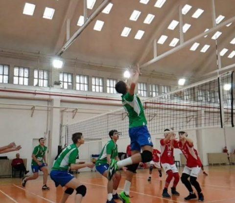 Academia de Volei, la Cluj-Napoca