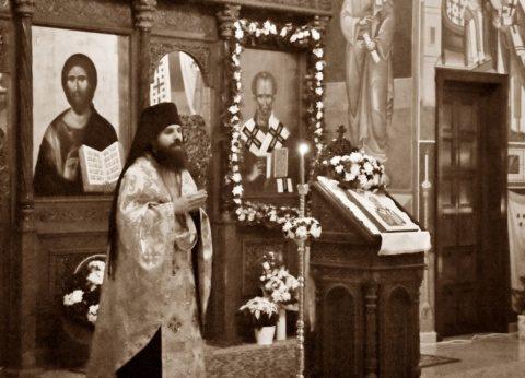 """Arhim. Benedict Vesa de la Cluj: """"Sfântul Nicolae este recunoscut drept om al bunătății, pentru că înțelege această lume sub spectrul darului"""""""