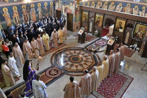 Capela Facultății de Teologie Ortodoxă din Cluj-Napoca și-a cinstit ocrotitorul spiritual, pe Sfântul Ierarh Nicolae