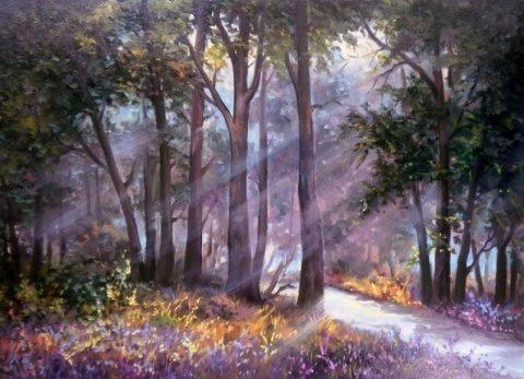 Poemul Zilei: Pădurea fermecată