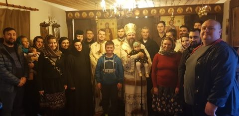 PS Episcopul Macarie despre familia Smicală: Durerea de mamă este una dintre cele mai mari și adânci dureri pe care le cunoaște umanitatea!