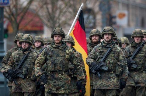 Extremismul de dreapta face ravagii în armata germană Bundeswehr