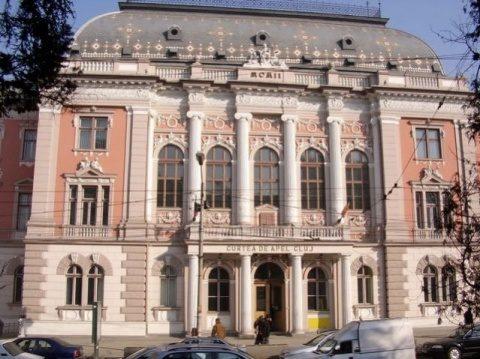 Curtea de Apel Cluj suspendă activitatea judecătorească până în 28 ianuarie