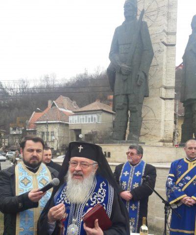 Ceremonie fastuoasă dedicată martirilor Horea, Cloșca și Crișan. 30 de ani de tradiție în comemorarea eroilor la Cluj-Napoca