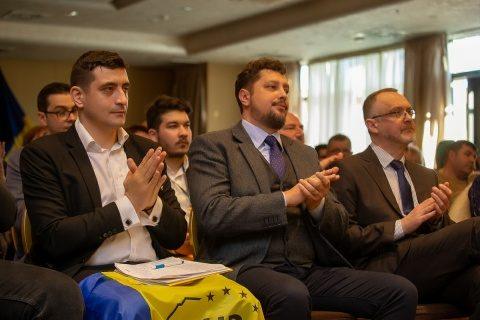 Liderii AUR vor depune plângeri penale împotriva Poliţiei şi Jandarmeriei pentru represiune