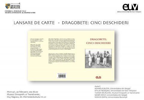 Prima carte despre Dragobete va fi lansată în premieră națională la Cluj