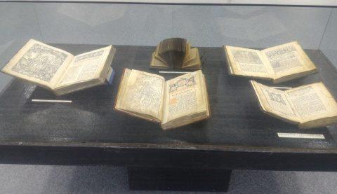 Proiect de restaurare cărți medievale la Biblioteca Academiei Române Cluj